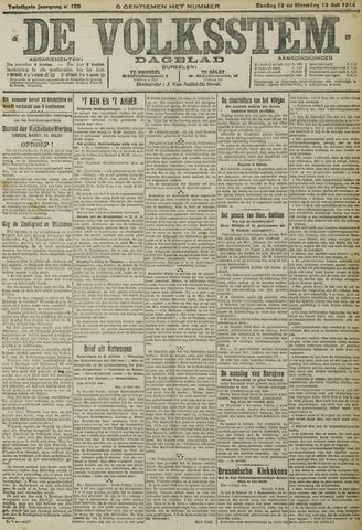 De Volksstem 1914-07-12