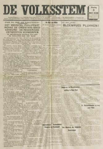 De Volksstem 1938-05-08