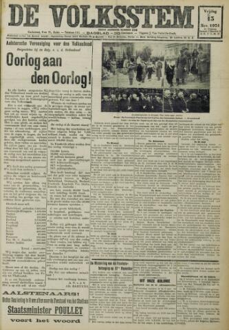 De Volksstem 1931-11-13