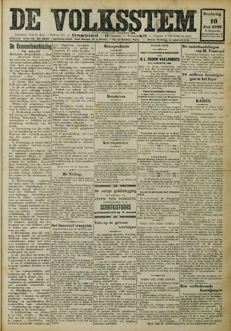 De Volksstem 1926-06-10