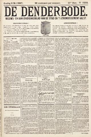 De Denderbode 1887-05-08