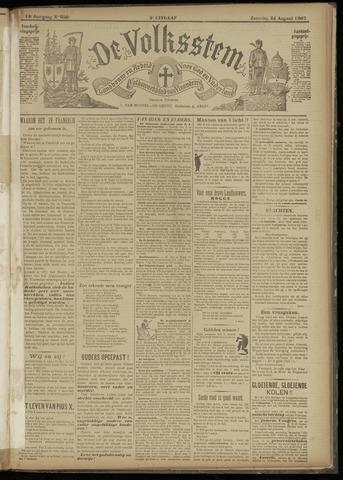 De Volksstem 1907-08-24