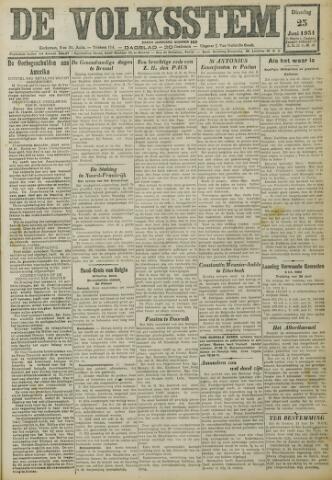 De Volksstem 1931-06-23