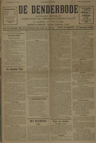 De Denderbode 1925-01-25