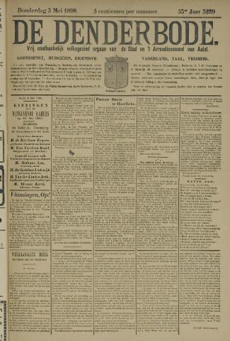 De Denderbode 1898-05-05