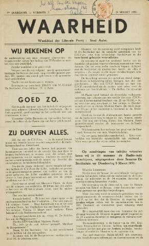 Waarheid 1951