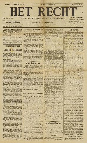 Het Recht 1912