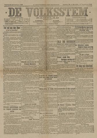 De Volksstem 1914-08-30