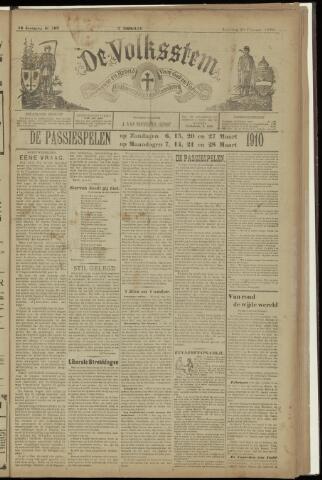 De Volksstem 1910-02-19
