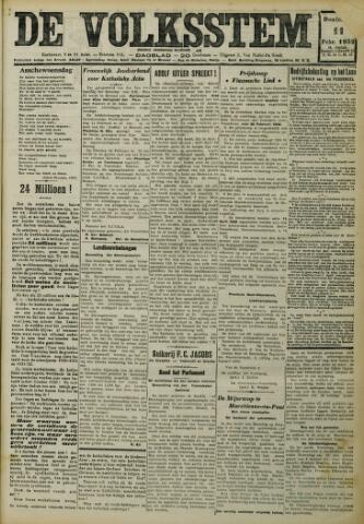 De Volksstem 1932-02-11