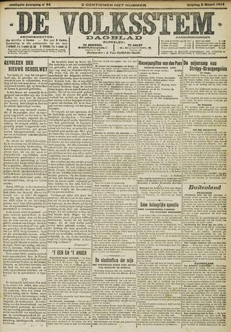 De Volksstem 1914-03-06