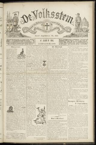 De Volksstem 1898-07-16