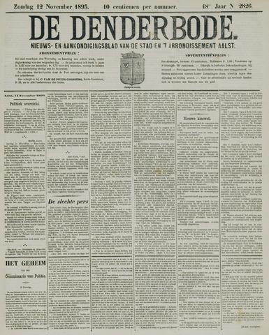 De Denderbode 1893-11-12