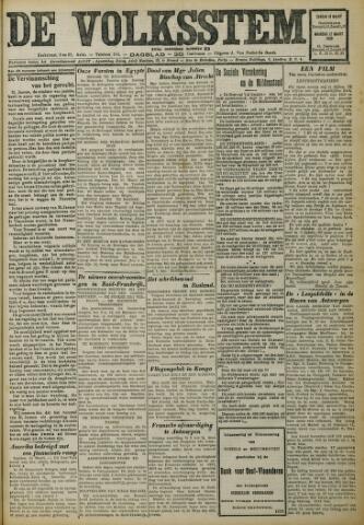 De Volksstem 1930-03-16