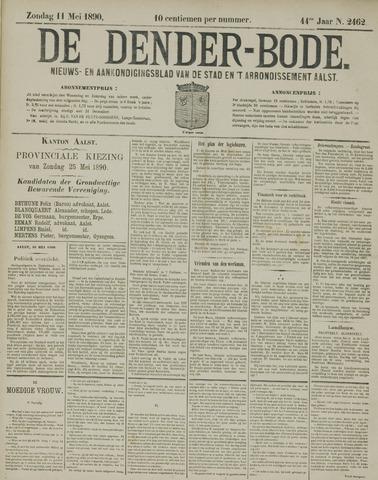 De Denderbode 1890-05-11