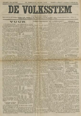 De Volksstem 1941-02-08