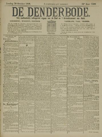 De Denderbode 1898-10-30