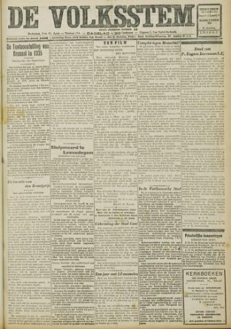 De Volksstem 1931-02-08