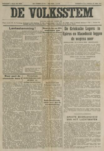 De Volksstem 1941-04-24