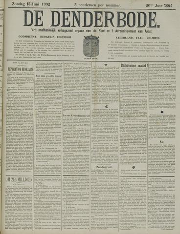 De Denderbode 1902-06-15