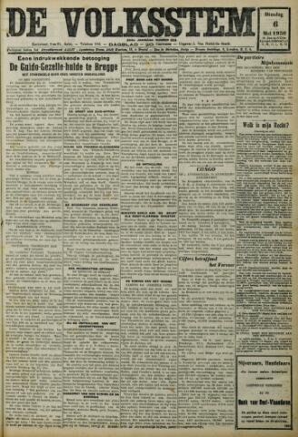 De Volksstem 1930-05-06