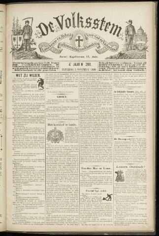 De Volksstem 1898-11-05