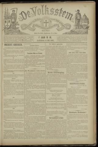 De Volksstem 1895-05-11