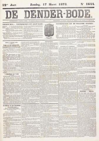 De Denderbode 1878-03-17