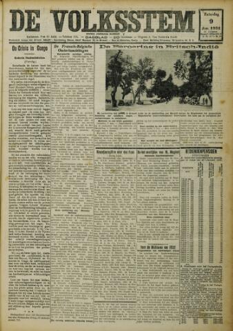 De Volksstem 1932-01-09