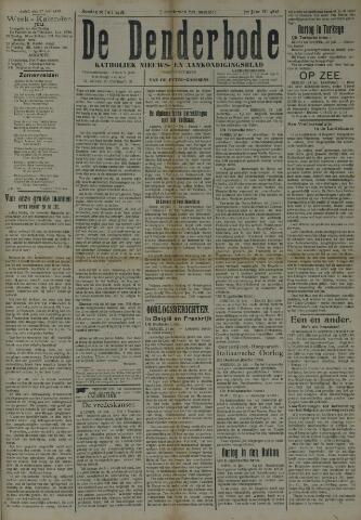 De Denderbode 1918-07-28