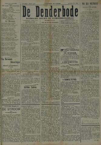 De Denderbode 1918-04-07
