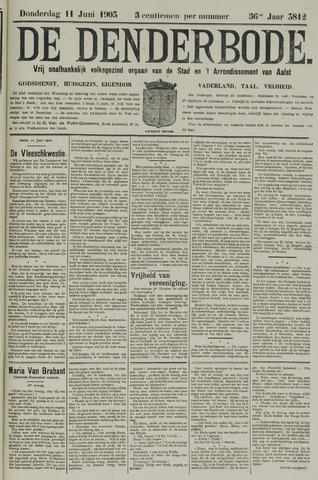 De Denderbode 1903-06-11