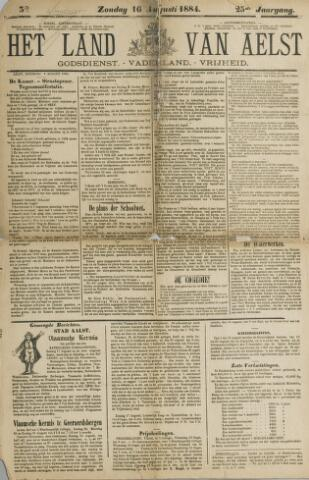 Het Land van Aelst 1884-08-10