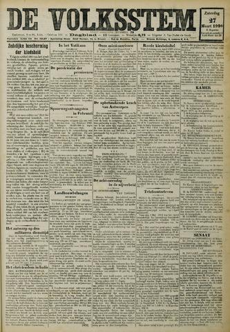 De Volksstem 1926-03-27