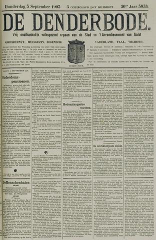 De Denderbode 1903-09-03