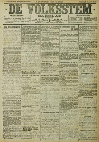 De Volksstem 1915-01-08