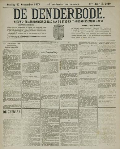 De Denderbode 1893-09-17