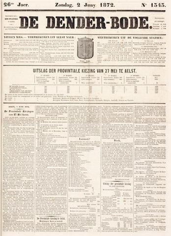 De Denderbode 1872-06-02