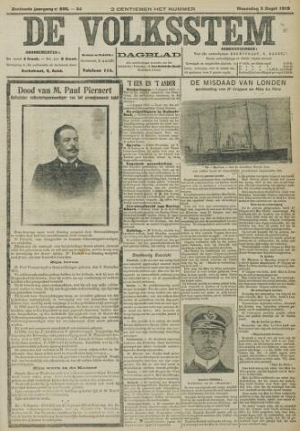 De Volksstem 1910-08-03