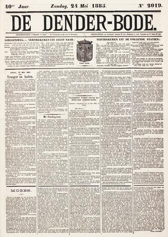 De Denderbode 1885-05-24