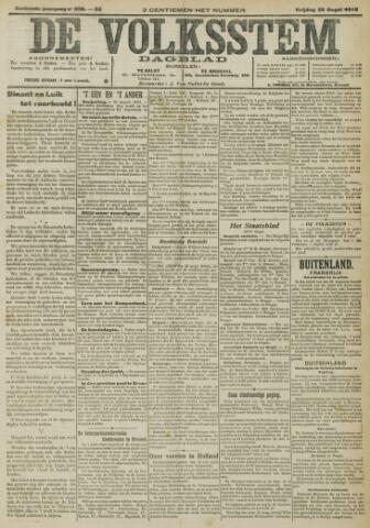 De Volksstem 1910-08-26