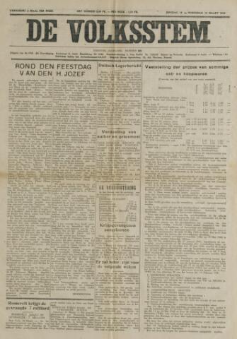 De Volksstem 1941-03-18