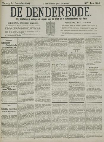 De Denderbode 1902-12-14