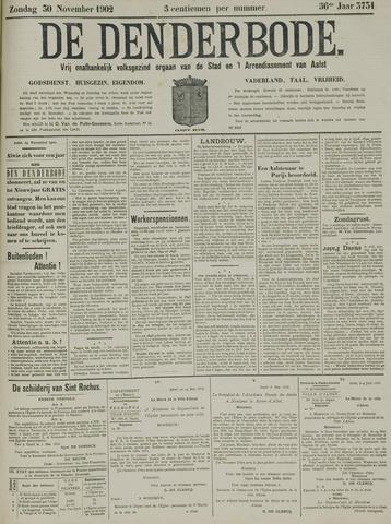 De Denderbode 1902-11-30
