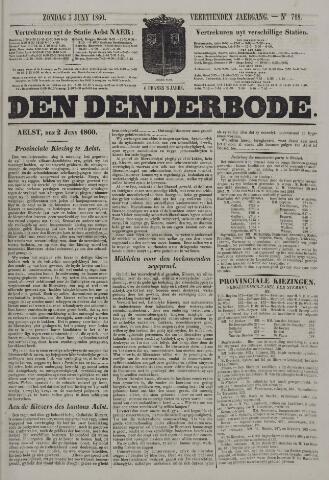De Denderbode 1860-06-03