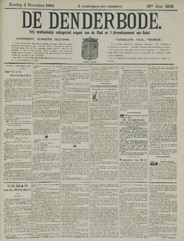 De Denderbode 1904-12-04