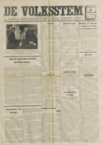 De Volksstem 1938-02-10