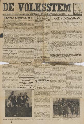 De Volksstem 1932-11-15