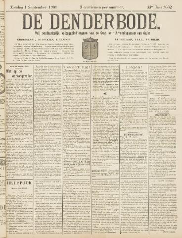 De Denderbode 1901-09-01