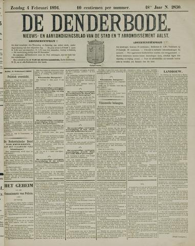 De Denderbode 1894-02-04